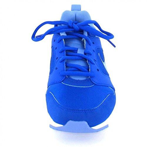 Nike Wmns Air Max Motion, Chaussures de Sport Femme, 36 EU Bleu (bleu Racing / bleu craie - blanc)