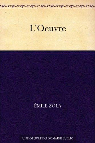 Couverture du livre L'Oeuvre