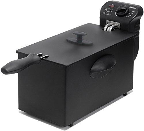 Bestron AF357B Friteuse 3,5 L Noir