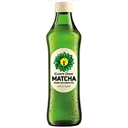 24x Carpe Diem - Matcha Nashi & Ingwer, Sparkling Green Tea - 250ml