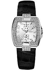 Guess Damen Armbanduhr Mini Prism Squared W12075L2