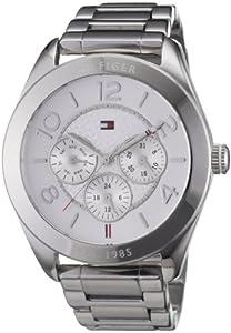 Reloj Tommy Hilfiger 1781215 de cuarzo para mujer con correa de acero inoxidable, color plateado de Tommy Hilfiger Watches