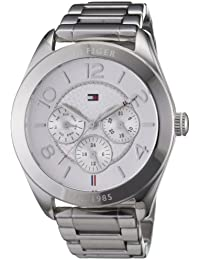 Tommy Hilfiger Damen-Armbanduhr Sport Luxury Analog Edelstahl 1781215