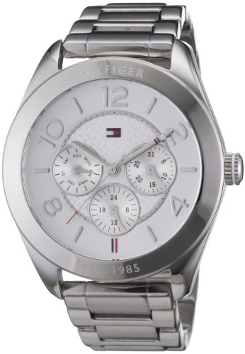 Tommy-Hilfiger-Watches-Womens-Quartz-Watch-1781215-with-Metal-Strap