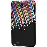 So'axess BCASGN7000-34 Coque arrière pour Samsung Galaxy Note N7000 Motif Pluie d'étoiles Fond Noir