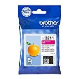 Brother LC-3211M Tintenpatrone (für Brother DCP-J772DW, DCP-J774DW, MFC-J890DW, MFC-J895DW) magenta