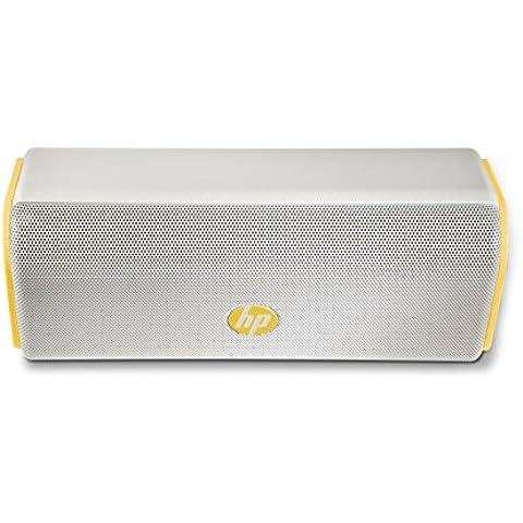 HP Roar - Altavoz portátil inalámbrico (15W,más de 8 horas de batería, 365g, 173 x 78 x 74 mm, 14,6 cm (5.75
