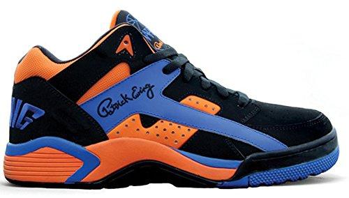 Ewing Athletics Ewing Wrap Black Orange Blue Basketball Schuhe Shoes Herren Men
