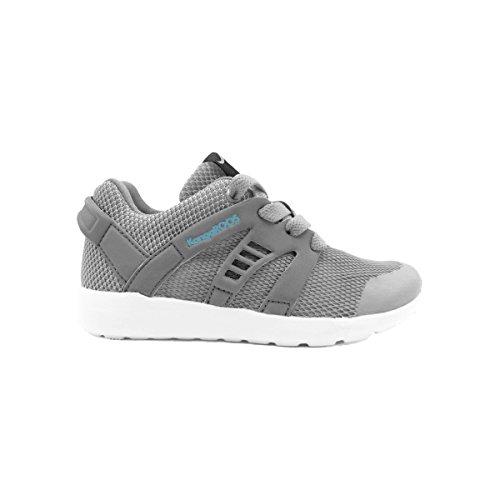 KangaROOS Schuhe Xcape Unisex light grey-stone blue (10073-214)