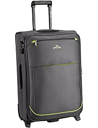 Pronto Moscow Polyester 55 cms Grey Soft Sided Carry-On (6540 - GY)