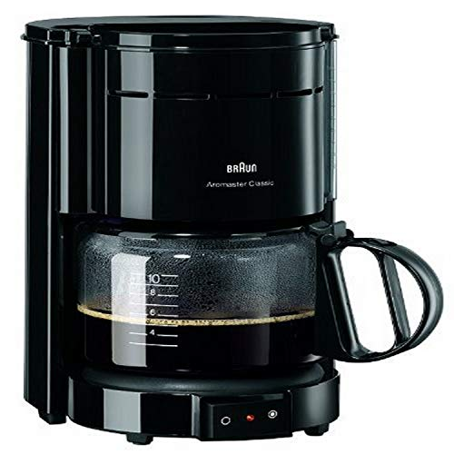 Braun Aromaster KF 47 (inkl. schwarze Kaffeemaschine)
