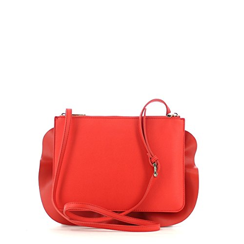 LIU.JO Donna Pochette N18086E0050 XS CROSSBODY MELROSE Rosso