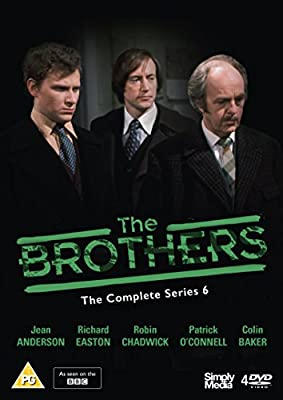The Brothers - The Complete Series 6 [DVD] BBC