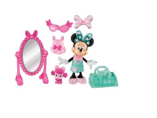 La Casa De Mickey Mouse - Minnie y su perrita presumida (Mattel Y6455)