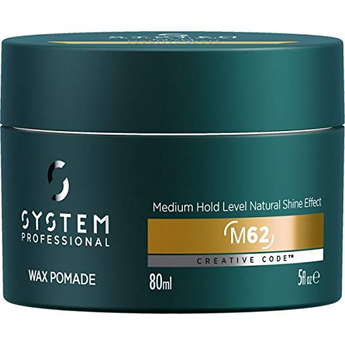 Wella SP Code Energy System MAN Wax Pomade - Cera