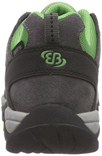 Brütting 211138, Chaussures de Randonnée Hautes Mixte Adulte Gris (Grau/Gruen)