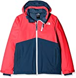 The North Face Youth Snowquest Plus Veste Mixte Enfant, Rocket Red, FR : L (Taille...
