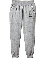 Hummel Classic Bee Sweat Pants - Pantalones de chándal para niños gris Gris Talla:16(176