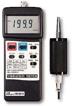 Lutron VB-8212 Schwingungsmesser mit RS-232C