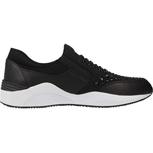 Sport scarpe per le donne, colore Nero , marca GEOX, modello Sport Scarpe Per Le Donne GEOX D OMAYA Nero Nero