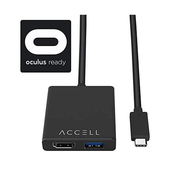 Accell USB-C VR Adapter 410fnTEBxzL