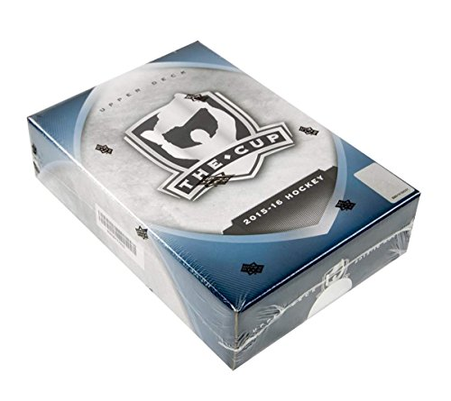 2015/16 Upper Deck The Cup Hockey Hobby Box NHL