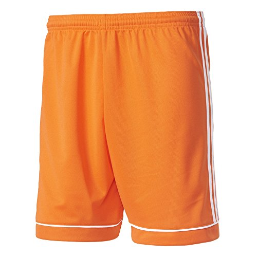 adidas Herren Squadra 17 Trainingsshorts Squadra 17, Orange (Orange/White), X-Large (Herstellergröße: X-Large)