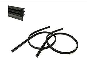 Inion Set 10 X 750mm Lang Ersatz Scheibenwischer Gummi Ausreichend Für 5 Auto Wischergummi Perfekte Passform Für Bosch Aerotwin Scheibenwischer 2x Stück Autobirnen T10 Sockel Auto