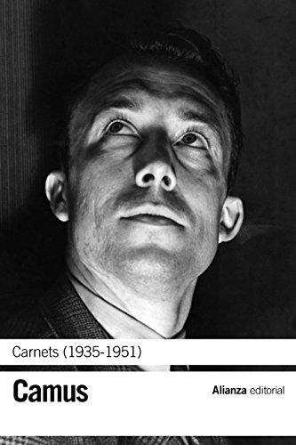 Carnets (1935-1951) (El Libro De Bolsillo - Bibliotecas De Autor - Biblioteca Camus) por Albert Camus