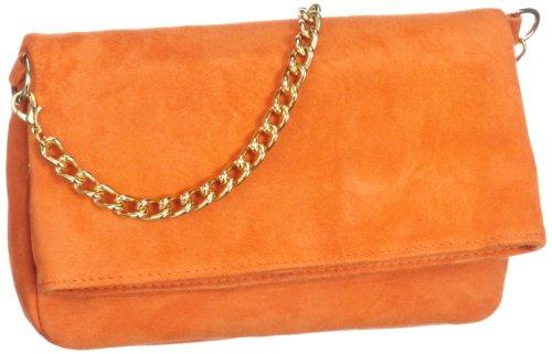 Lodi CORINE 2508, Borsa a spalla donna, 20 x 13 x 5 cm (L x A x P), Arancione (Orange (ANTE ORANGE)), 20x13x5 cm (L x A x P)