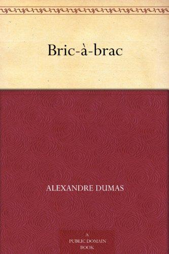 Couverture du livre Bric-à-brac