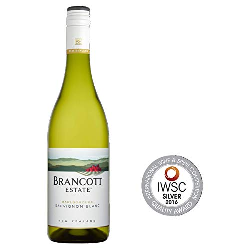 Brancott Estate Marlborough Sauvignon Blanc Wine, 75 cl (Case of 6)