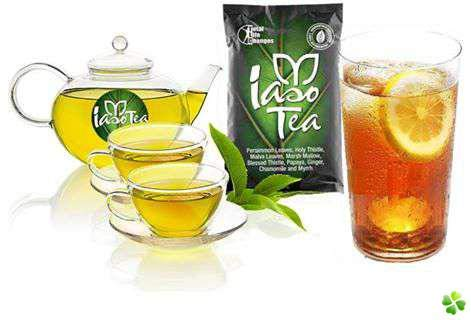 TOTALLIFECHANGES IASO Tea 4 SACHETS