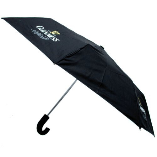 Zeitgenössische Schwarz Lagerung (Guinness Moderne Regenschirm)