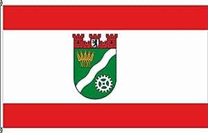 Bannerflagge Marzahn-Hellerdorf - 150 x 500cm - Flagge und Banner