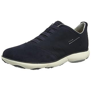Geox U NEBULA B, Herren Sneakers, Blau (NAVYC4002), 41 EU (7 Herren UK)