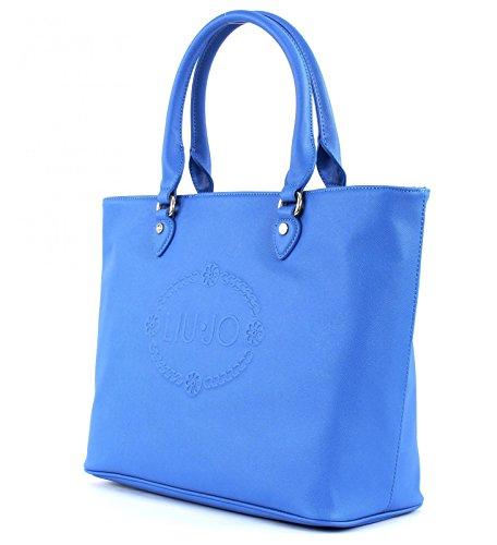 Liu Jo N16226E0140 Sac Shopper Femme Sky Diver (Bleu clair)