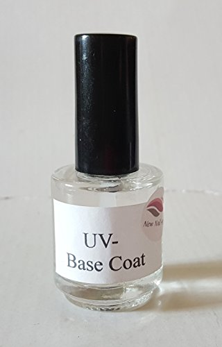 NEW Nail Art UV Base Coat 15 ml Nail Accessoires Design, Top COAT Colles Gel Transparent Vernis à ongle Soak Off
