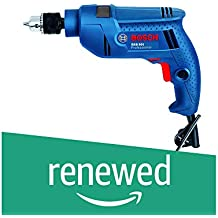 (Renewed) Bosch GSB 501 500-Watt Professional Impact Drill Machine (Blue)