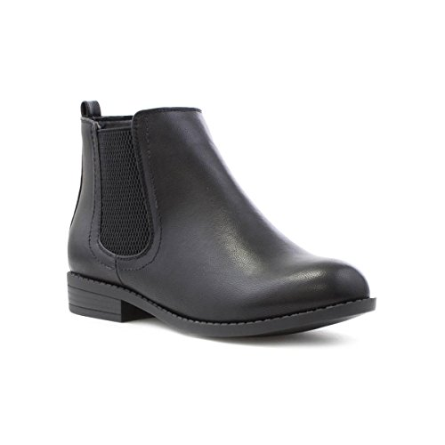 Lilley Womens Black Chelsea Boot - Size 4 UK - Black