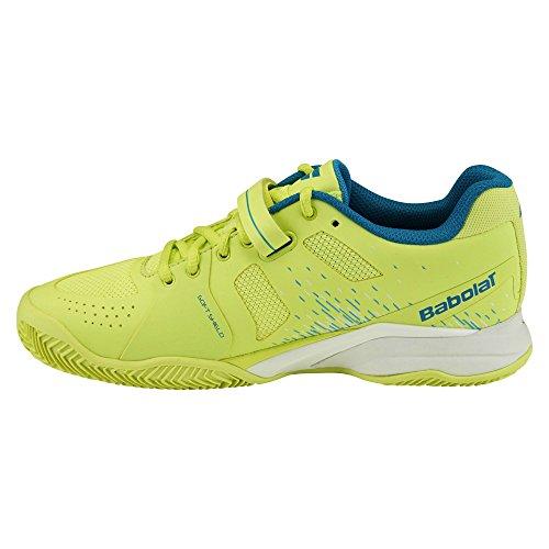 Babolat–Propulse Clay Donna Scarpe da tennis gelb