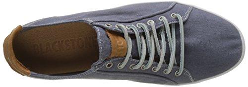 Blackstone Herren Nm95 Flach Blau (Indigo)