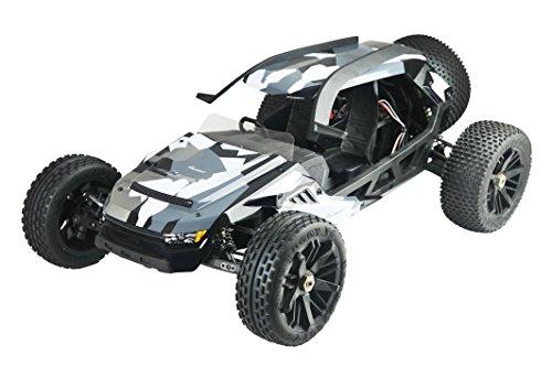 RC Auto kaufen Buggy Bild: Amewi 22183 Hammerhead V2 Brushless, Camouflage, M 1:6