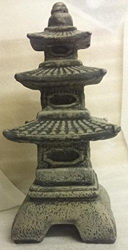 Giappone lanterna Yukimi Lanterna in pietra in