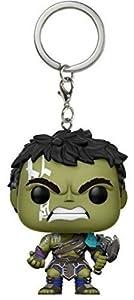 Funko Pop!- Pocket Keychain Hulk Gladiator (13787)