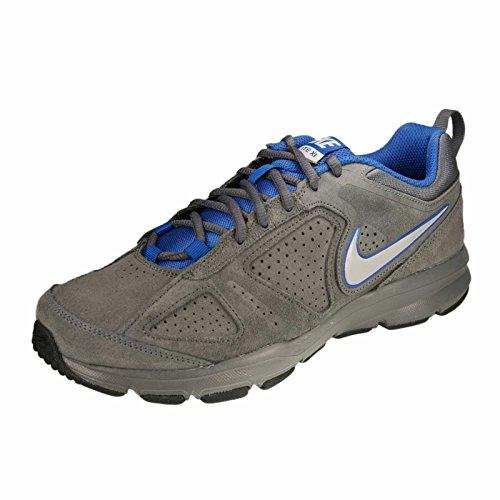 Nike sneaker t-lite xi nbk grigio/blu eu 40 (us 7)