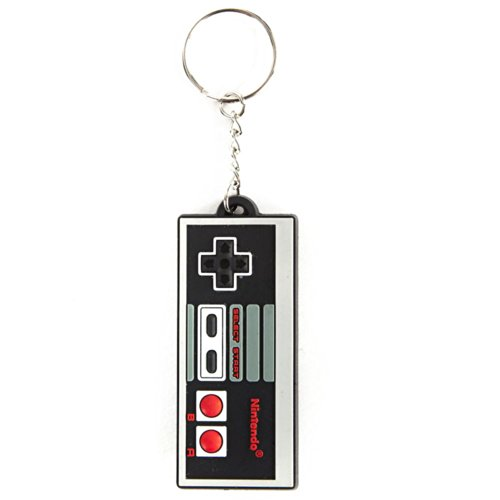 Price comparison product image Nintendo NES Controller PVC Keyring