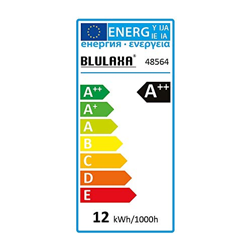 LED-Lampe Filament Birnenform E27, 12W, 1521lm, 2700K warmweiß, 300°, Glas klar EEK: A++