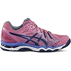 Asics Gel Netburner Super 6 FluidRide Midsole Netball Shoes