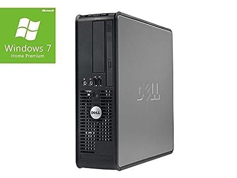 Dell Optiplex 745 SFF / Intel E6400 Core 2 Duo 2x2133 MHz / / Intel GMA 3000 Shared Memory / 3072 MB DDR2 / 80 GB / DVD-CDRW / Ethernet LAN / W7HPR64 / / GK / / Retail Orange / (Dell Duo)